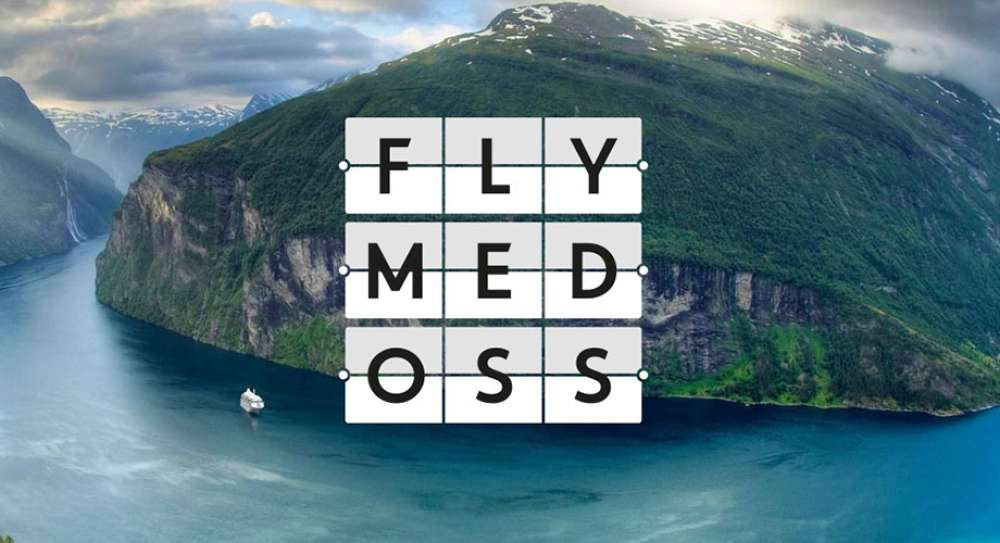 Fly med Oss, TV2 - by Helicopter