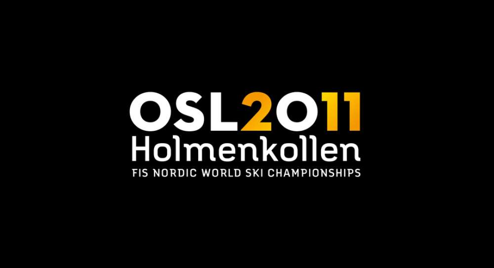 FIS Nordic World Ski Championship 2011, NRK - by Helicopter
