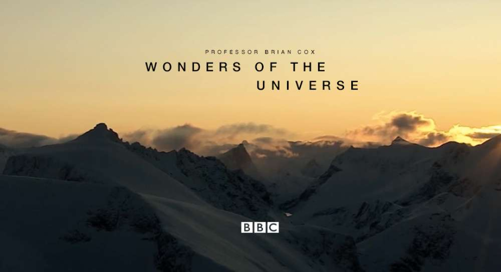 Wonders of the Universe, BBC